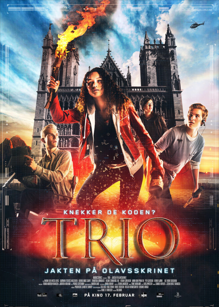 Trio-poster